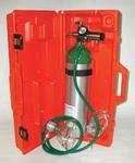 "Demand Valve Resuscitator Kit with Inhaler ""D"" Size"