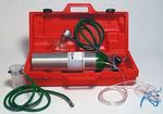 "Demand Valve Oxygen Resuscitator with Aspirator and Inhalator ""D"" Size"